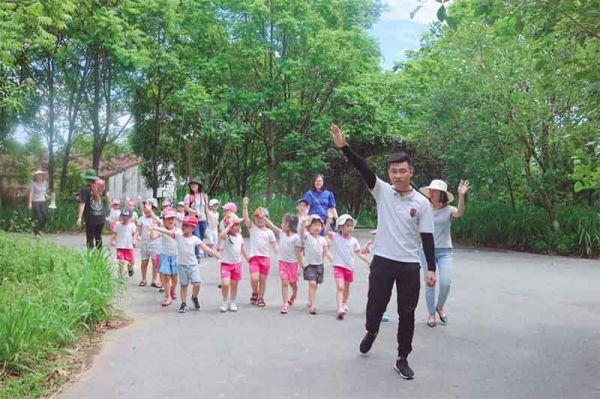 trẻ em và thiên nhiên