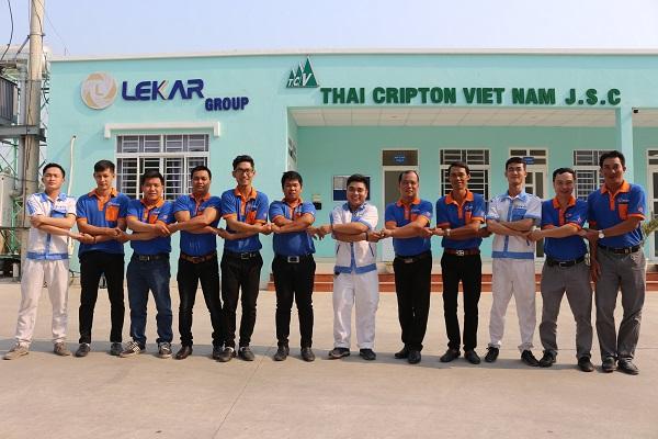 LEKAR GROUP: Lấy chất lượng đội ngũ kỹ thuật là tiêu chí tiên phong để phát triển