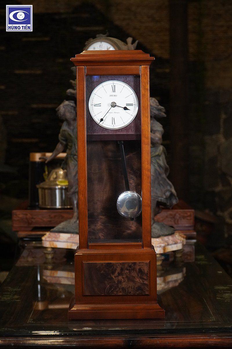đồng hồ để bàn Seiko QXQ026B