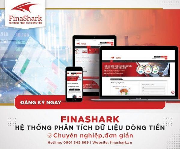 Finashark - Chuyên gia phân tích dữ liệu dòng tiền