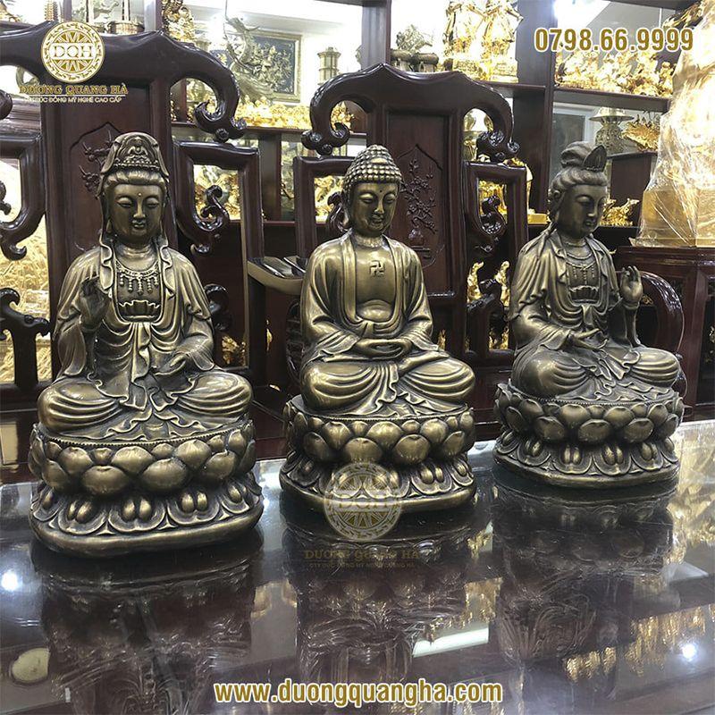 Địa chỉ đúc chuông đồng tượng Phật tận nơi