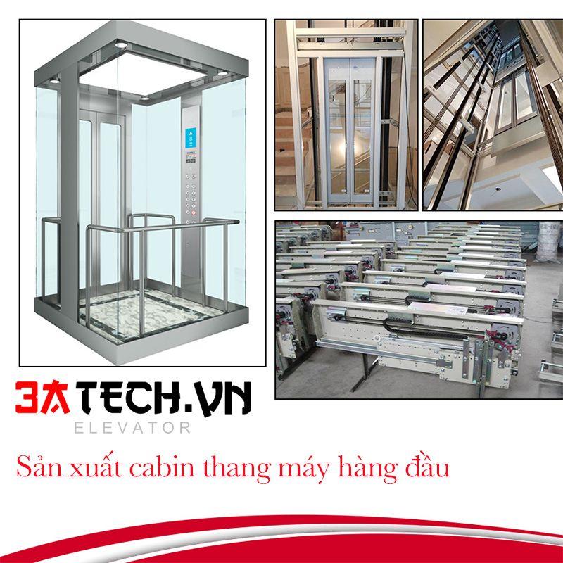 Địa chỉ sản xuất cabin thang máy